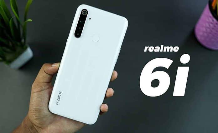 realme6i