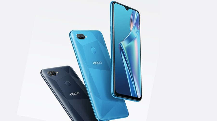 OPPO's low budget phone OPPO A12 launched with 4 GB RAM and 4230 mAh battery