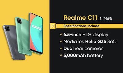 Realme-c11