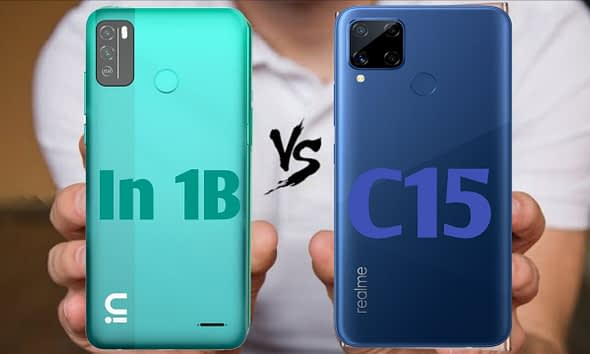 MICROMAX IN 1B VS REALME C15: A MUCH NEEDED COMPARISON
